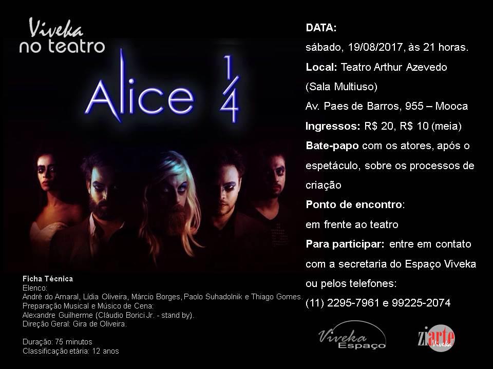 Evento Alice